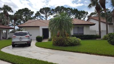 Palm City Single Family Home For Sale: 4144 SW Osprey Creek Way