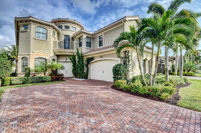 Delray Beach Single Family Home For Sale: 8640 Lewis River Road