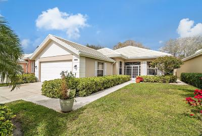Palm Beach Gardens Single Family Home For Sale: 8695 Wakefield Drive