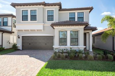 Lake Worth Single Family Home For Sale: 4639 San Fratello Circle