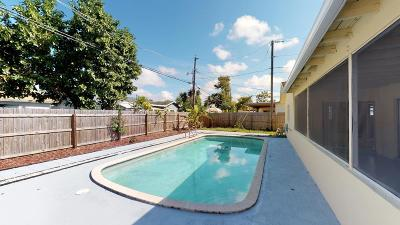 Boca Raton Single Family Home For Sale: 9265 SW 2nd Street