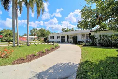 Boynton Beach Single Family Home For Sale: 502 SW 28th Avenue