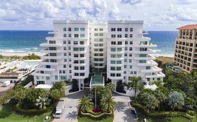 Boca Raton Condo For Sale: 2494 S Ocean Boulevard #C-8