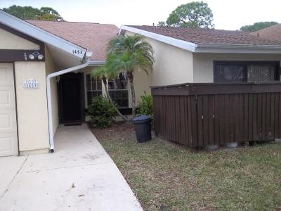 Port Saint Lucie Single Family Home For Sale: 1453 SE Rivergreen Circle