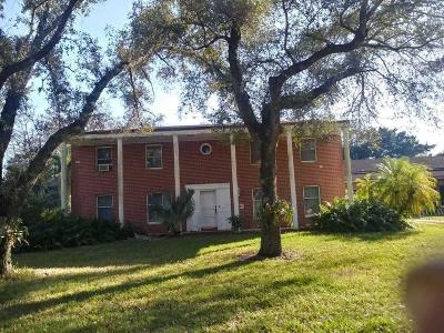 Loxahatchee Groves Single Family Home Contingent: 13530 Edith Road