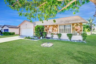 Boca Raton Single Family Home For Sale: 23097 SW 61st Avenue