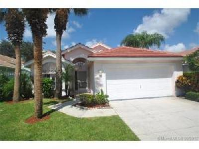 Delray Beach Single Family Home For Sale: 720 Clearbrook Park Circle