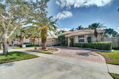 Pembroke Pines Single Family Home For Sale: 16474 NW 12th Street