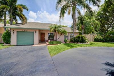 Sunrise Single Family Home For Sale: 4450 NW 94 Ter Terrace