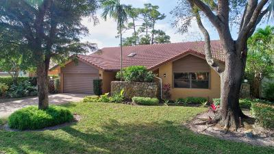 Delray Beach Single Family Home For Sale: 940 Greensward Lane