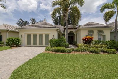 Vero Beach Single Family Home For Sale: 9180 Spring Time Drive
