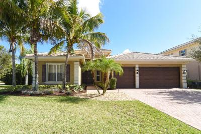 Boynton Beach Single Family Home For Sale: 8886 Starhaven Cove