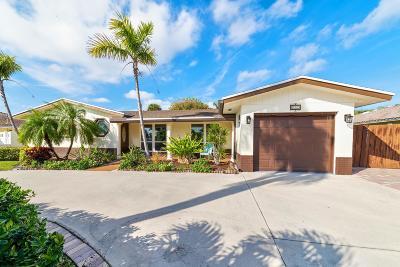 Boca Raton Single Family Home For Sale: 655 W Camino Real