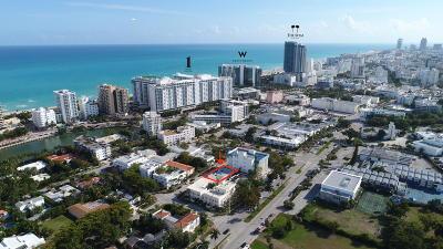 Miami Beach Condo For Sale: 2444 Flamingo Place #2d
