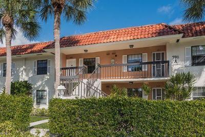 Palm Beach County Condo For Sale: 3118 Florida Boulevard #204-B