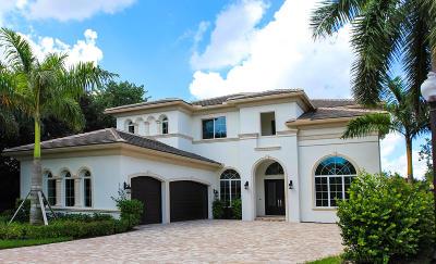 Boca Raton Single Family Home For Sale: 17903 Cadena Drive