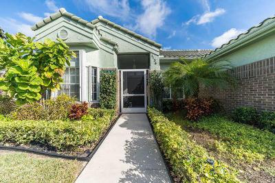 Wellington Single Family Home For Sale: 1136 Lake Breeze Drive