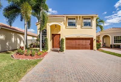 Wellington Single Family Home For Sale: 2499 Sawyer Terrace