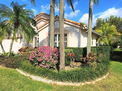 Boca Raton FL Single Family Home For Sale: $323,000