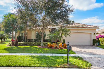Boynton Beach Single Family Home For Sale: 6992 Corning Circle