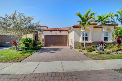 Delray Beach Single Family Home For Sale: 14775 Amerina Way