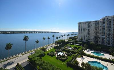 West Palm Beach Condo For Sale: 1701 S Flagler Drive #1003