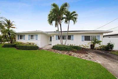 Delray Beach Single Family Home For Sale: 1402 NE 2nd Avenue