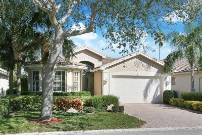 Delray Beach Single Family Home For Sale: 7081 Avila Terrace Way
