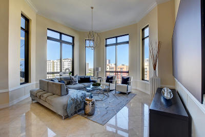 West Palm Beach Condo Contingent: 701 S Olive Avenue #518