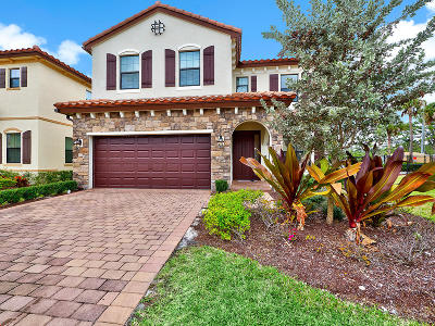 Greenacres Single Family Home For Sale: 6003 Snowy Egret Lane