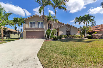 Coral Springs Single Family Home For Sale: 1877 NW 107th Drive