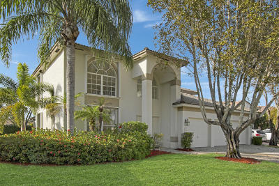 Boca Raton Single Family Home For Sale: 8700 Via Ancho Road