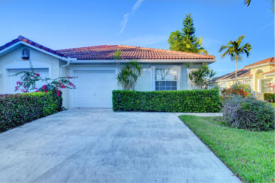 Delray Beach Single Family Home For Sale: 5081 S La Sedona Circle