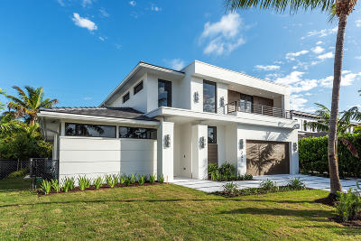 West Palm Beach Single Family Home For Sale: 241 Edmor Road