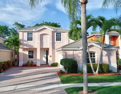 Boca Raton Single Family Home For Sale: 8211 Hampton Wood Drive