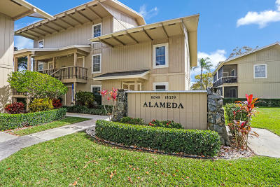 Tequesta Condo For Sale: 18359 SE Wood Haven Lane #Alameda