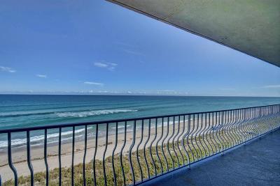 Palm Beach Condo For Sale: 2000 S Ocean Boulevard #510n