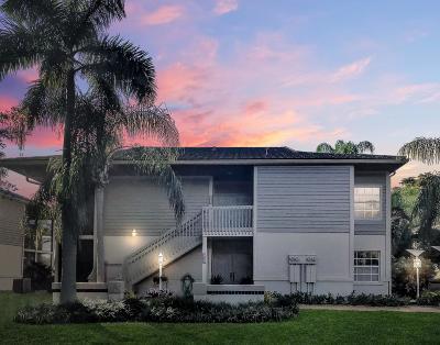 Boca Raton Condo For Sale: 7652 Elmridge Drive