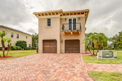 Port Saint Lucie Single Family Home For Sale: 109 SE Via Sangro