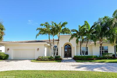 Delray Beach Single Family Home For Sale: 16672 Ironwood Drive