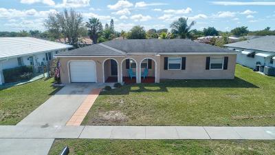 Boca Raton Single Family Home For Sale: 4670 Betelnut Street