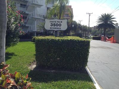 South Palm Beach Rental For Rent: 3500 S Ocean Boulevard #211