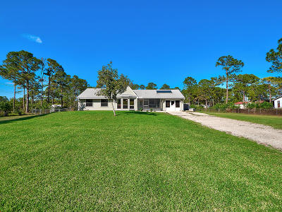 West Palm Beach Single Family Home For Sale: 11095 62nd Lane