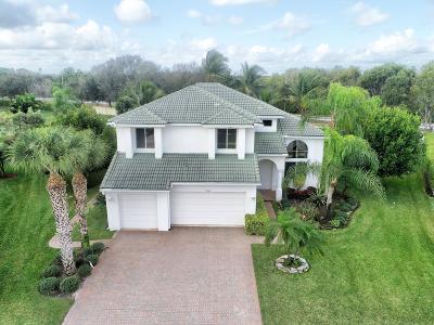 Wellington Single Family Home For Sale: 4656 Windward Cove Lane