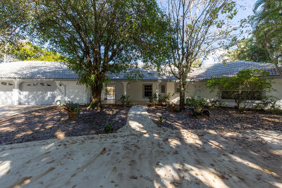 Wellington Single Family Home For Sale: 14942 Paddock Drive