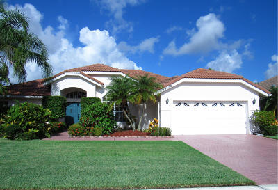 Boca Raton Single Family Home For Sale: 20372 Hacienda Court
