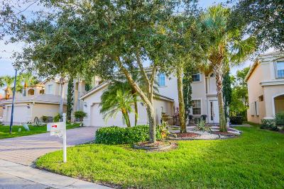 Lake Worth Single Family Home For Sale: 7543 Via Luria