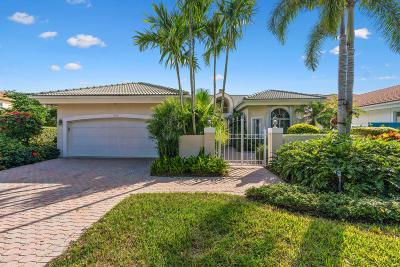 Jupiter Single Family Home For Sale: 341 Regatta Drive