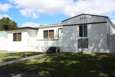 Miami Rental For Rent: 3921 NW 1st Street
