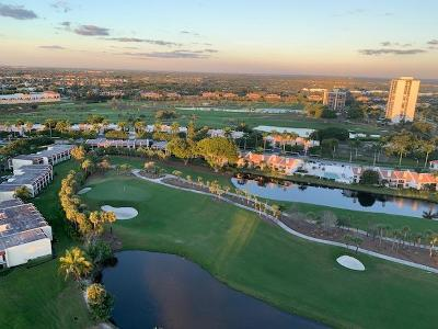West Palm Beach Condo For Sale: 1900 Consulate Place #2105